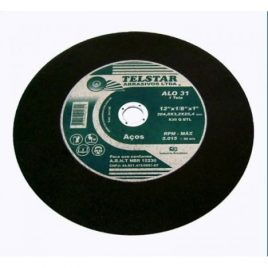 Disco de corte Ferro Telstar 12″ 304,8×3,2×25,4