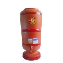 Filtro Barro Ceramica Indaiá Nº3 Com Selo Do Inmetro