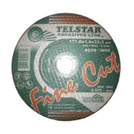 Disco de corte Telstar 7″  177,8×1,6×22,2