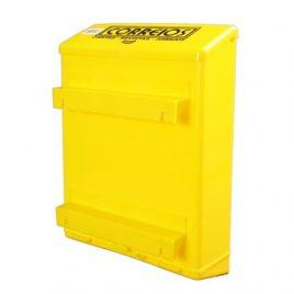 Caixa de Correio Amarela Goma