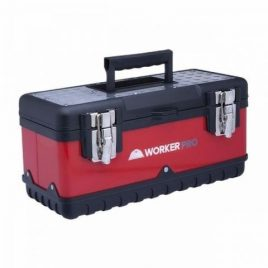 Caixa de ferramenta metal WORKER PRO 15″