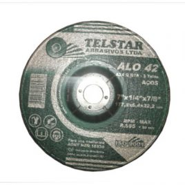 Disco desbaste Telstar 7″ 177,8×6,4×22,2