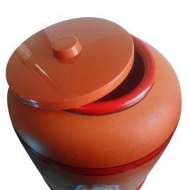 Filtro Barro Ceramica Indaiá Nº4 Com Selo Do Inmetro