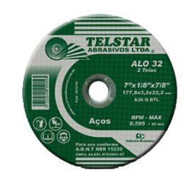 Disco de corte Ferro Telstar 9″ 228,6×3,2×22,2