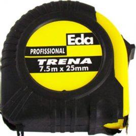 Trena Emborrachada 7,5m X 25mm Profissional Eda