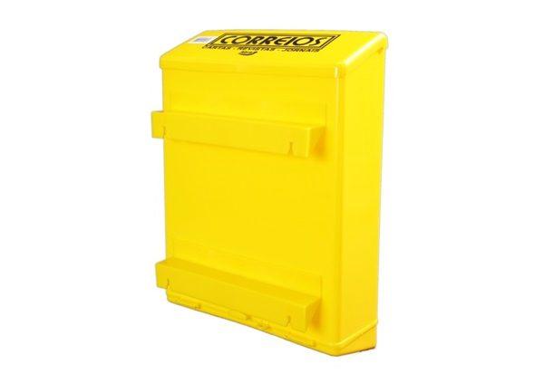 caixa-de-correio-amarela-goma