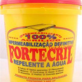 Impermeabilizante Fortecril 3,6 Litros