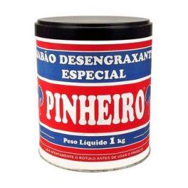 Sabão desengraxante em pasta Pinheiro 1kg