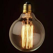 Lampada Globo Antique filamento 60W 127V KIAN